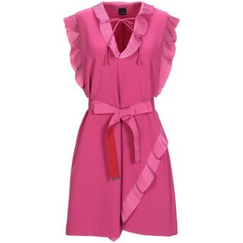 《セール開催中》PINKO レディース ミニワンピース&ドレス フューシャ 42 ポリエステル 100%