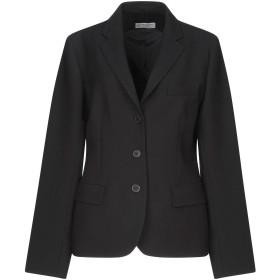 《セール開催中》ALBERTO BIANI レディース テーラードジャケット ブラック 44 バージンウール 96% / ポリウレタン 4%
