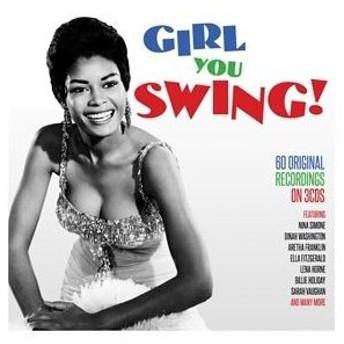 輸入盤 VARIOUS / GIRL YOU SWING! [3CD]