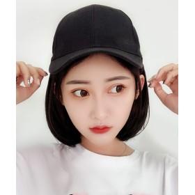AISI HAIRウィッグ 帽子ウィッグ レディース かつら 小顔 日焼け防止 紫外線対策 日常用 旅行用 医療用
