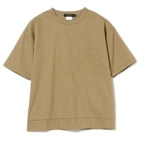 [マルイ]【セール】BEAMS LIGHTS / COOLMAX(R) ウーブン Tシャツ/ビームス ライツ(メンズ)(BEAMS LIGHTS)