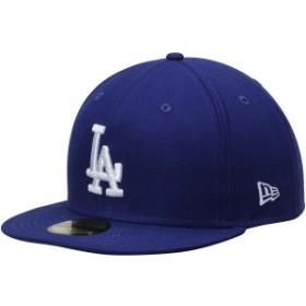ニューエラ メンズ 帽子 アクセサリー Yasiel Puig Los Angeles Dodgers New Era Name & Number 59FIFTY Fitted Hat Royal