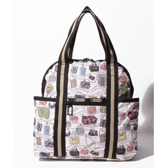 【LeSportsac:バッグ】DOUBLE TROUBLE BACKPACK/レスポートサックヒストリー