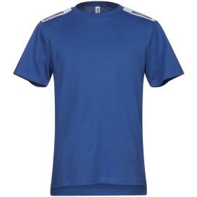 《セール開催中》MOSCHINO メンズ アンダーTシャツ ブルー XS コットン 100%