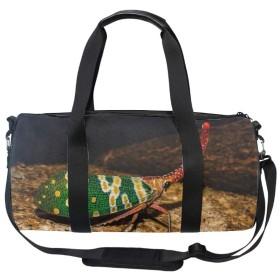 ボストンバッグ 大容量 軽量 修学旅行 2WAY 防水 昆虫シューズ収納付き 乾湿分離 ダッフルバッグ スポーツ ジムバッグ