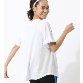 [マルイ] メッシュスポーツヒラTシャツ AW/ナージー(NERGY)