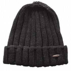 (エッジシティー)EdgeCity サマーニット帽 夏に楽しむヘンプニットキャップ 000705 (98/ブラック1)