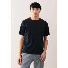 MACKINTOSH PHILOSOPHY サーフニット MPクルーネック半袖Tシャツ Tシャツ・カットソー,ネイビー