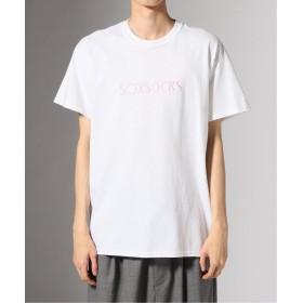【50%OFF】 ジャーナルスタンダード SOX SOCKS (シン)ヤッチカクテイTシャツ メンズ ホワイト L 【JOURNAL STANDARD】 【セール開催中】