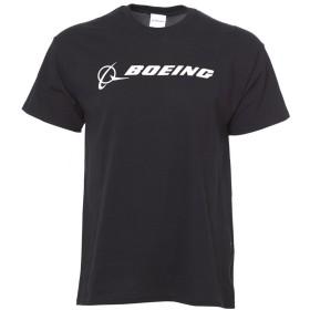 ボーイング Signature Tシャツ ブラック M