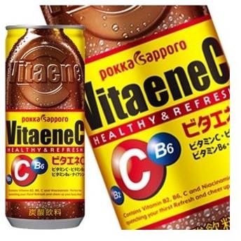 ポッカサッポロ ビタエネC 240ml缶×30本 賞味期限:3ヶ月以上 3ケースごとに送料がかかります【4〜5営業日以内に出荷】