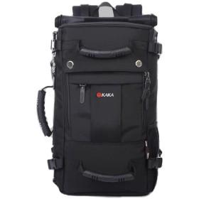 [KAKA] リュック メンズ バックパック ショルダーバッグ 40L 大容量 防水