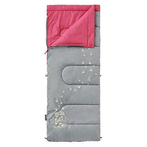 Coleman CM-22263  夜光型兒童纖維睡袋