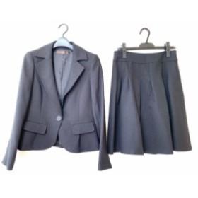 リフレクト ReFLEcT スカートスーツ サイズ11 M レディース 黒【中古】20190715