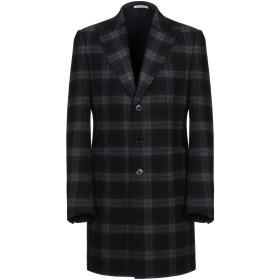 《期間限定セール開催中!》GREY DANIELE ALESSANDRINI メンズ コート ブラック 50 ウール 70% / ポリエステル 30%