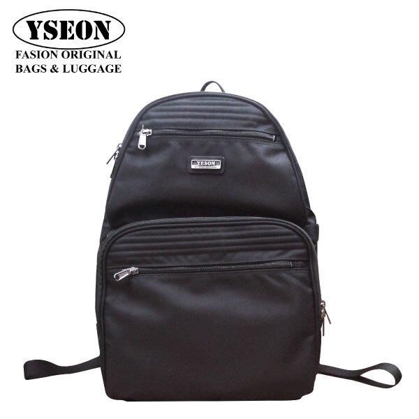 【加賀皮件】 永生 Yeson MIT YKK拉鍊  多夾層 輕量 後背包 電腦包  7100