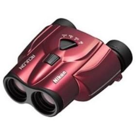 ニコン 8〜24倍双眼鏡 「アキュロン T11(ACULON T11)」(レッド) 8-24×25