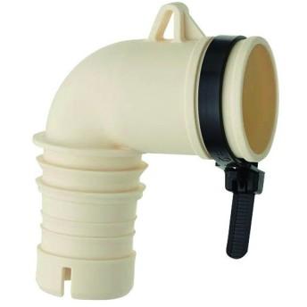 SANEI 洗濯機排水トラップエルボ [PH5543F] PH5543F 販売単位:1