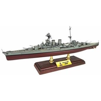 ウォルターソン 1/700 HMS 巡洋戦艦 フッド 1941 完成品