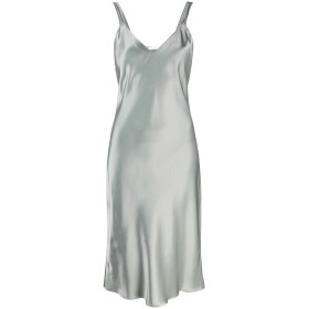 Helmut Lang double strap dress - グレー
