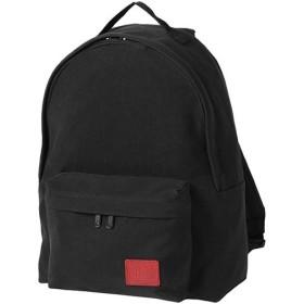 マンハッタンポーテージ(Manhattan Portage) バックパック Big Apple Backpack JR ブラック MP1210JRWXN リュックサック 鞄 通勤通学 ワックスナイロン