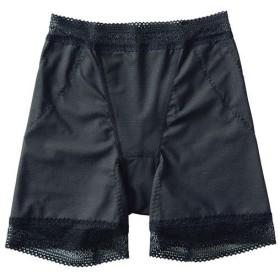 40%OFF【レディース】 ショーツガードル - セシール ■カラー:ブラック ■サイズ:3L,5L