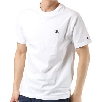 CHAMPION チャンピオン メンズ 半袖 Tシャツ ムラサキスポーツ限 C8-P382 010 M