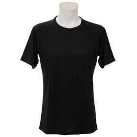 販売主:スポーツオーソリティ エスエーギア/メンズ/半袖丸首ベーシックアンダーシャツ メンズ ブラック XO 【SPORTS AUTHORITY】