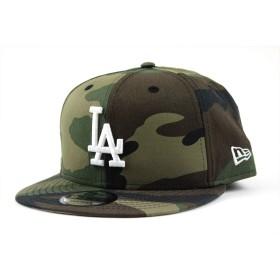 NEW ERA (ニューエラ) MLB キャップ 9FIFTY カモフラージュ 迷彩 ロサンゼルス ドジャース Los Angeles Dodgers