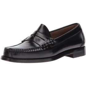 G.H. Bass & Co.() メンズ 男性用 シューズ 靴 ローファー Larson Weejuns - Black Box Leather 8.5 D - Medium [並行輸入品]