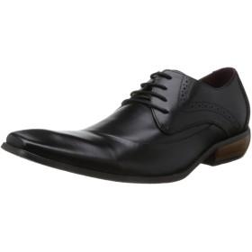 [バンプアンドグラインド] 本革ビジネスシューズ BG6000-14 BLACK(ブラック/44)