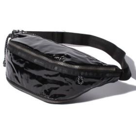 (LeSportsac/レスポートサック)EXPANDABLE BELT BAG コンティニュイティ/レディース ブラック系 送料無料