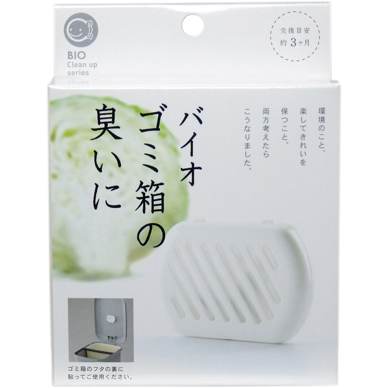 日本代購 - 日本製 POWER BIO 除臭貼片-垃圾桶用