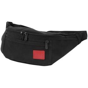 マンハッタンポーテージ(Manhattan Portage) ウエストバッグ Alleycat Waist Bag ブラック MP1101WXN ウエストポーチ ヒップバッグ ボディバッグ