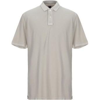 《セール開催中》ELEVENTY メンズ ポロシャツ ドーブグレー XXL コットン 100%