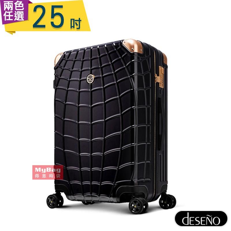搭載特製 Deseno D60靜音輪組加厚 2mm 鋁合金防撞角品牌:Deseno - Marvel漫威蜘蛛人系列 (CL2427)材質:PC + ABS 尺寸:高 67.5 * 寬 45 * 厚 2