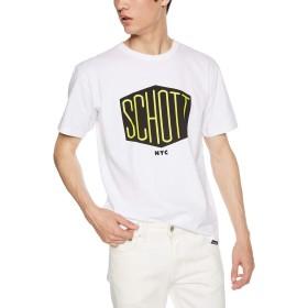 [ショット] Tシャツ HEXAGON LOGO TEE 3193061 メンズ 01WHITE 日本 L (日本サイズL相当)