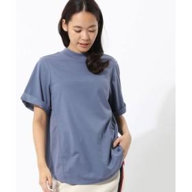 (NERGY/ナージー)メッシュスポーツヒラTシャツ AW/レディース ブルー(44)