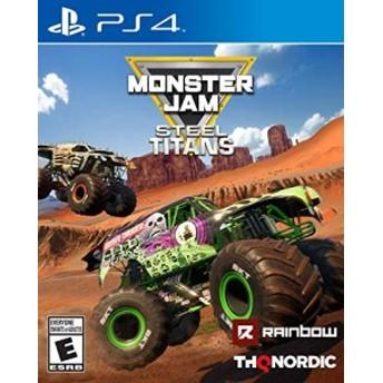 Monster Jam Steel Titans (輸入版:北米) - PS4