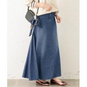 Sonny Label(サニーレーベル) スカート スカート フレアデニムマキシスカート【送料無料】