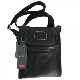 トゥミ ポケット・バッグ・スモール レザー TUMI 1173221041 ALPHA3 Pocket Bag Small Leather