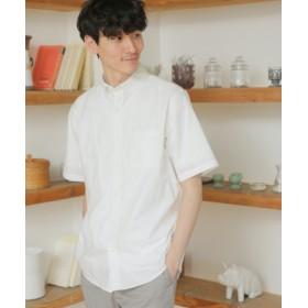 (GLOBAL WORK/グローバルワーク)ピンオックスDRYシャツ【吸水速乾】/ [.st](ドットエスティ)公式