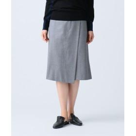 【オンワード】 JOSEPH WOMEN(ジョゼフ ウィメン) TATE / SAXONY STRETCH スカート ライトグレー 36 レディース 【送料無料】