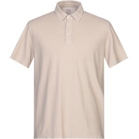 《期間限定セール開催中!》ALTEA メンズ ポロシャツ ベージュ L コットン 100%