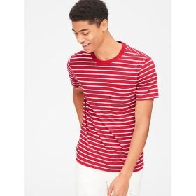 Gap ストライプ ポケットTシャツ