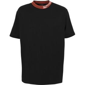 《セール開催中》SELF MADE by GIANFRANCO VILLEGAS メンズ T シャツ ブラック 50 コットン 100%