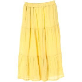 【6,000円(税込)以上のお買物で全国送料無料。】ティアードロングスカート
