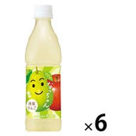 サントリー なっちゃん 洋梨りんご(冷凍兼用) 425ml 1セット(6本)