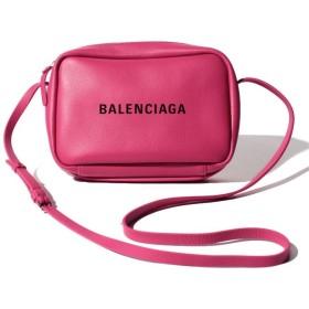 【17%OFF】 バレンシアガ ショルダーバッグ/EVERYDAY CAMERA BAG S レディース ピンク F 【BALENCIAGA】 【タイムセール開催中】