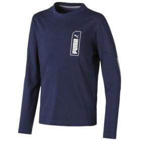 プーマ NU-TILITY LS Tシャツ ジュニア 580973-06